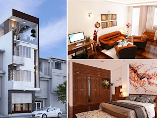 Công ty TNHH Xây Dựng TM – DV Song Phát Moderne Häuser