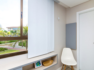 Coletânea Arquitetos Minimalist bedroom