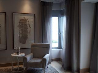 Elliott Designs Studio Kamar Tidur Modern Grey