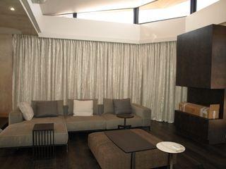 Elliott Designs Studio BedroomTextiles Perak/Emas Beige
