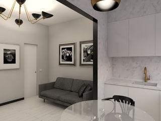 ULA architects وحدات مطبخ