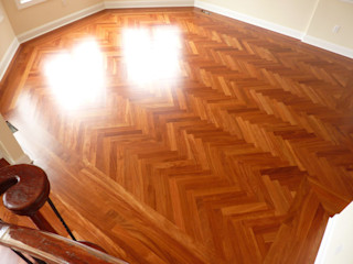 Shine Star Flooring غرفة السفرة