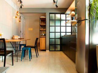 ArchDesign STUDIO Ruang Makan Modern