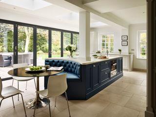 Tillingham   From Design To Reality Davonport Built-in kitchens Blue
