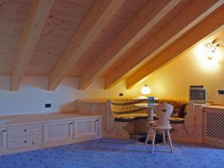 Arredamenti Brigadoi 臥室沙發與躺椅 木頭 Wood effect