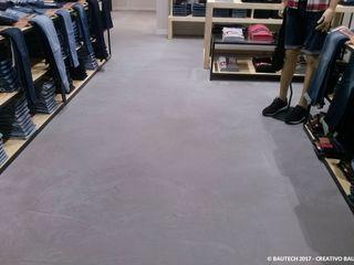 Bautech Sp. Z O.O. محلات تجارية أسمنت Grey