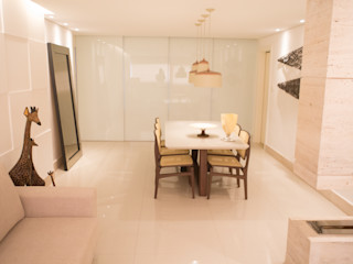 realizearquiteturaS Modern dining room