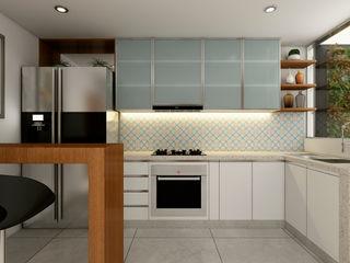Luis Escobar Interiorismo Modern kitchen