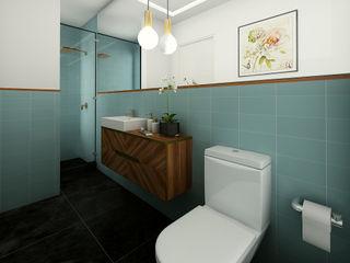 Luis Escobar Interiorismo Modern bathroom