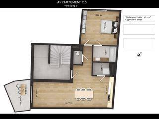 2D Floor Plan Rendering with Custom Texture Furniture JMSD Consultant - 3D Architectural Visualization Studio Interior landscaping
