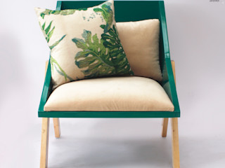 PingPong Atelier Furniture SpaFurniture Copper/Bronze/Brass Green