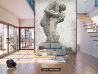 Romantic wall murals Affreschi & Affreschi Pareti & PavimentiDecorazioni per pareti