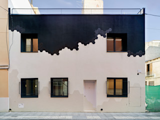 WOHA arquitectura Modern Houses Ceramic Beige