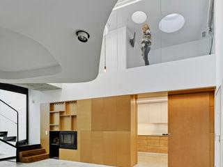 WOHA arquitectura Modern Living Room White