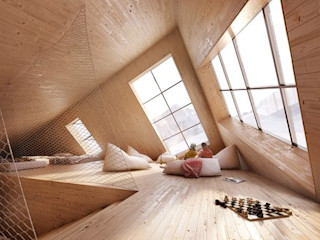 Drevo - Wood Solutions Lda Спальня