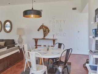 isabel Sá Nogueira Design Modern Yemek Odası