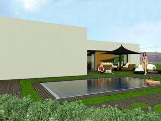Moradia Unifamiliar T3@Lamego Factor4D - Arquitetura, Consultadoria & Gestão Moradias