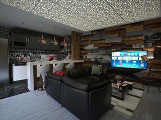 Moradia Unifamiliar T3@Tarouca Factor4D - Arquitetura, Consultadoria & Gestão Cozinhas clássicas