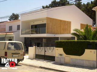 Processo 65/07@CM Almada Factor4D - Arquitetura, Consultadoria & Gestão Casas modernas