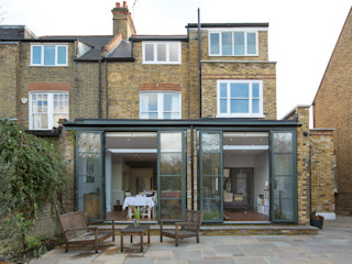 Erpingham Martins Camisuli Architects Terrace house