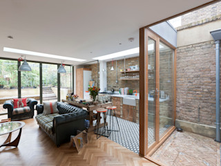 Evangelist Martins Camisuli Architects Built-in kitchens