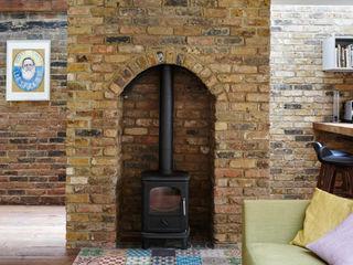 Lady Somerset Martins Camisuli Architects Modern living room