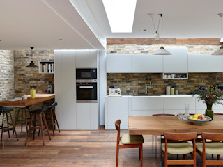 Lady Somerset Martins Camisuli Architects Built-in kitchens