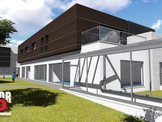 Processo 18/2015@CM Castro Daire Factor4D - Arquitetura, Consultadoria & Gestão Casas modernas