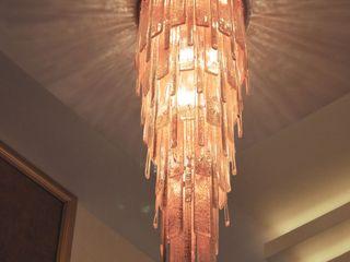 MULTIFORME® lighting Couloir, entrée, escaliersEclairage Verre Multicolore