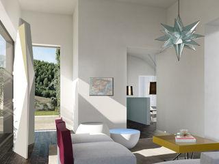 CASA BIANCA_101 architetto stefano ghiretti Villas