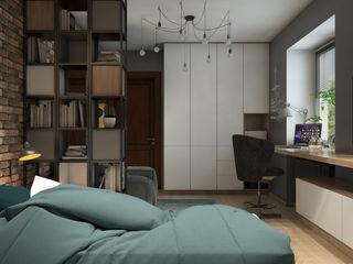 Tatiana Sukhova Teen bedroom
