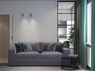 Tatiana Sukhova Modern Living Room