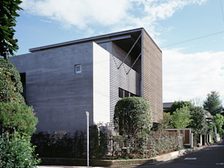 JWA,Jun Watanabe & Associates Modern houses