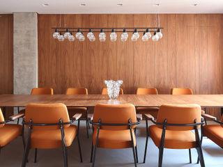 Start Arquitetura Minimalist dining room