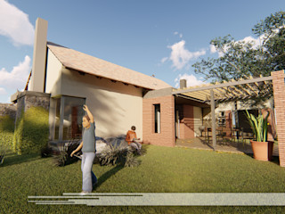 Property Commerce Architects Country style houses