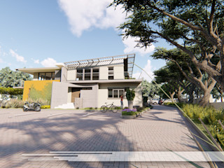 Property Commerce Architects Modern houses