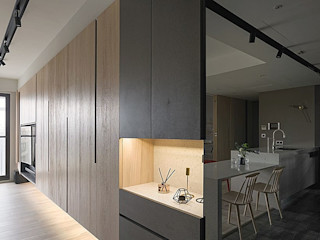 禾光室內裝修設計 ─ Her Guang Design Modern Living Room