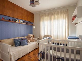 Marcella Loeb Дитяча кімната Синій