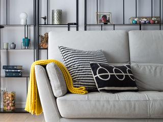 Julie Chatelain Salas de estar modernas