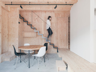 集う家/リノベーション 一級建築士事務所 Atelier Casa 階段