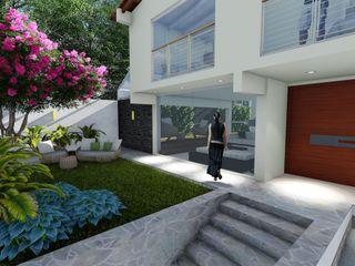 Quinta La Revoltosa Vida Arquitectura Casas unifamiliares Vidrio