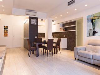 APPIO LATINO a2 Studio Borgia - Romagnolo architetti Cucina moderna