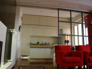 a2 Studio Borgia - Romagnolo architetti Cuisine moderne