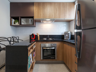 Amis Arquitetura e Decoração Modern style kitchen