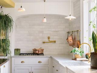 deVOL Kitchens Кухня Масив Білий