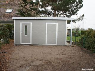 Trapezblech Gonschior oHG Modern Garden Metal Grey