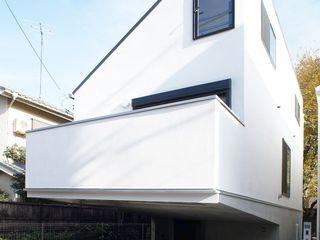 一級建築士事務所A-SA工房 Nhà gia đình White