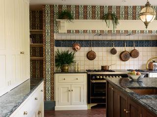 deVOL Kitchens Кухня Масив Різнокольорові