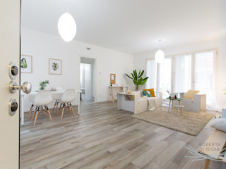 Home Staging & Dintorni Salas modernas