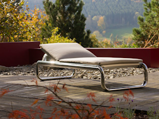 hake konzept Balconies, verandas & terraces Furniture